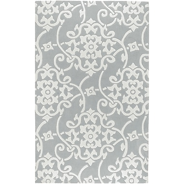 Surya Cosmopolitan COS8828-58 Hand Tufted Rug, 5' x 8' Rectangle