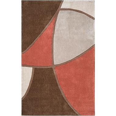 Surya Cosmopolitan COS8887-58 Hand Tufted Rug, 5' x 8' Rectangle