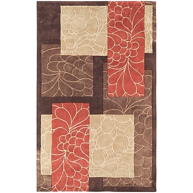 Surya Cosmopolitan COS8889-58 Hand Tufted Rug, 5' x 8' Rectangle