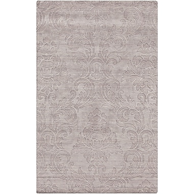 Surya Etching ETC4929-58 Hand Loomed Rug, 5' x 8' Rectangle