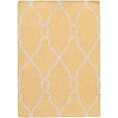 Surya Jill Rosenwald Fallon FAL1001-23 Hand Woven Rug, 2' x 3' Rectangle