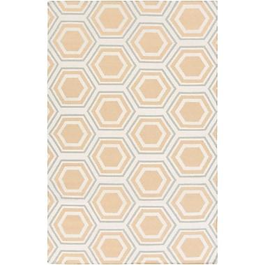 Surya Jill Rosenwald Fallon FAL1038-58 Hand Woven Rug, 5' x 8' Rectangle