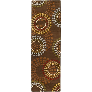 Surya Forum FM7107-268 Hand Tufted Rug, 2'6
