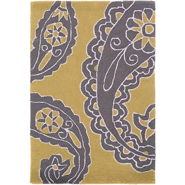 Surya Angelo Home Hudson Park HDP2021-23 Hand Tufted Rug, 2' x 3' Rectangle