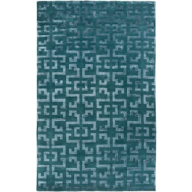 Surya Mugal IN8613-58 Hand Knotted Rug, 5' x 8' Rectangle