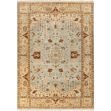 Surya Adana IT1013-811 Hand Knotted Rug, 8' x 11' Rectangle
