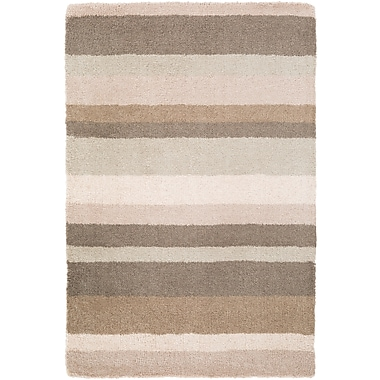 Surya Angelo Home Madison Square MDS1010-23 Hand Loomed Rug, 2' x 3' Rectangle