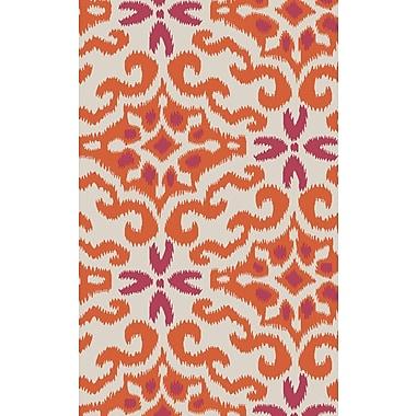 Surya KD Spain Marseille MRS2011-58 Hand Woven Rug, 5' x 8' Rectangle