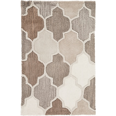 Surya Oasis OAS1088-23 Hand Tufted Rug, 2' x 3' Rectangle