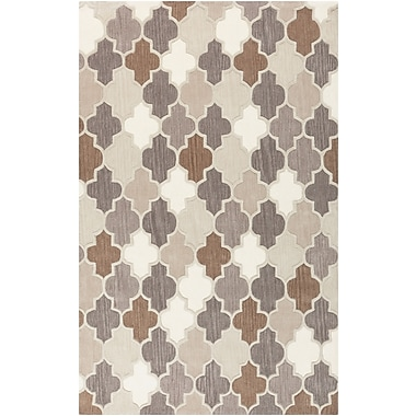 Surya Oasis OAS1088-58 Hand Tufted Rug, 5' x 8' Rectangle