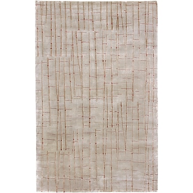 Surya Julie Cohn Shibui SH7405-46 Hand Knotted Rug, 4' x 6' Rectangle