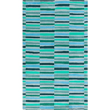 Surya Young Life YGL7006-58 Hand Tufted Rug, 5' x 8' Rectangle