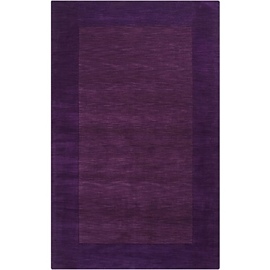 Surya Mystique M349-69 Hand Loomed Rug, 6' x 9' Rectangle