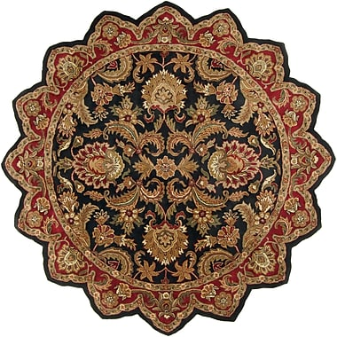 Surya Ancient Treasures A108-8STR Hand Tufted Rug, 8' Star