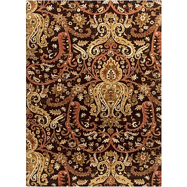 Surya Ancient Treasures A141-913 Hand Tufted Rug, 9' x 13' Rectangle