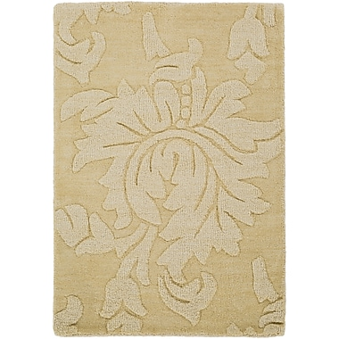 Surya Mystique M206-23 Hand Loomed Rug, 2' x 3' Rectangle