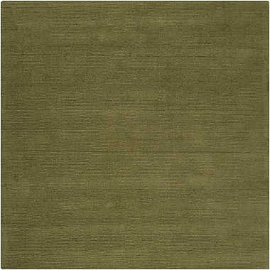Surya Mystique M329-8SQ Hand Loomed Rug, 8' Square