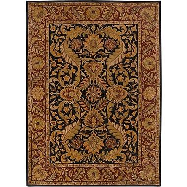 Surya Ancient Treasures A103-913 Hand Tufted Rug, 9' x 13' Rectangle