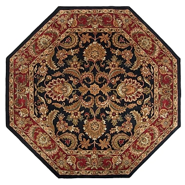 Surya Ancient Treasures A108-8OCT Hand Tufted Rug, 8' Octagon