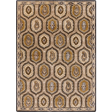 Surya Ancient Treasures A173-913 Hand Tufted Rug, 9' x 13' Rectangle