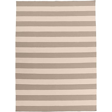 Surya Frontier FT51-811 Hand Woven Rug, 8' x 11' Rectangle