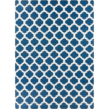 Surya Frontier FT84-811 Hand Woven Rug, 8' x 11' Rectangle