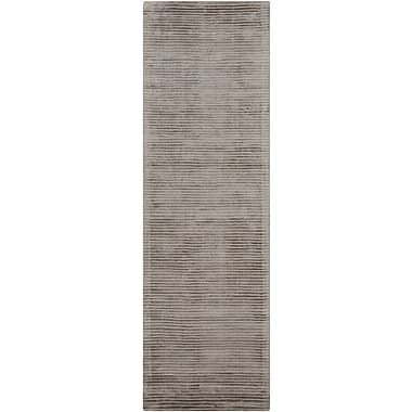 Surya Graphite GPH52-268 Hand Loomed Rug, 2'6