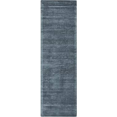 Surya Graphite GPH58-268 Hand Loomed Rug, 2'6