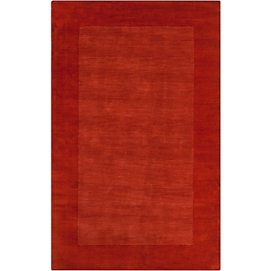 Surya Mystique M300-58 Hand Loomed Rug, 5' x 8' Rectangle