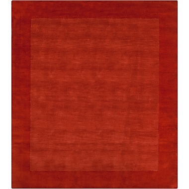 Surya Mystique M300-8SQ Hand Loomed Rug, 8' Square
