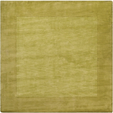 Surya Mystique M346-8SQ Hand Loomed Rug, 8' Square