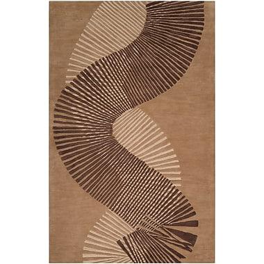 Surya Artist Studio ART233-58 Hand Tufted Rug, 5' x 8' Rectangle