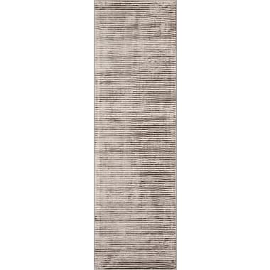 Surya Graphite GPH53-268 Hand Loomed Rug, 2'6