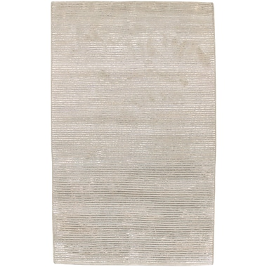 Surya Mugal IN1441-58 Hand Knotted Rug, 5' x 8' Rectangle