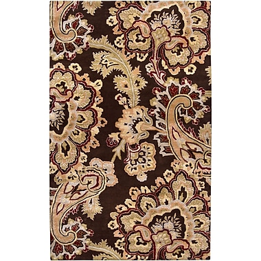 Surya Sea SEA151-58 Hand Tufted Rug, 5' x 8' Rectangle