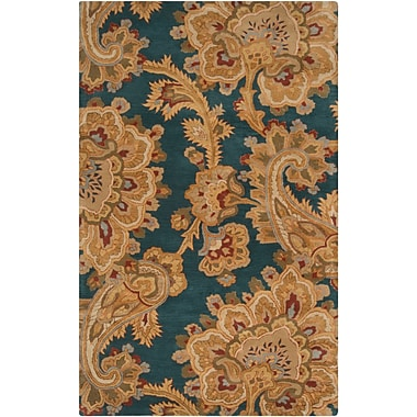 Surya Sea SEA169-58 Hand Tufted Rug, 5' x 8' Rectangle