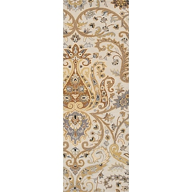 Surya Ancient Treasures A165-268 Hand Tufted Rug, 2'6