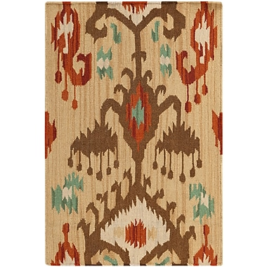 Surya Frontier FT113-23 Hand Woven Rug, 2' x 3' Rectangle