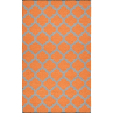 Surya Frontier FT119-58 Hand Woven Rug, 5' x 8' Rectangle