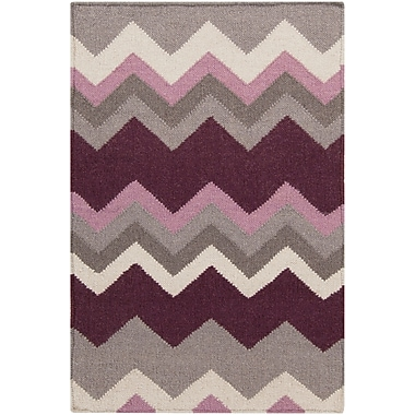 Surya Frontier FT268-23 Hand Woven Rug, 2' x 3' Rectangle