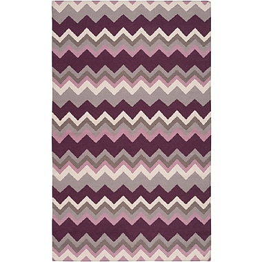 Surya Frontier FT268-58 Hand Woven Rug, 5' x 8' Rectangle