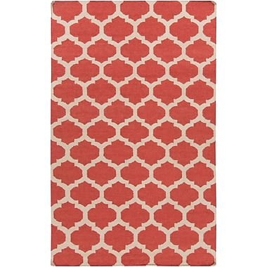 Surya Frontier FT542-58 Hand Woven Rug, 5' x 8' Rectangle