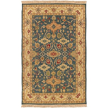 Surya Soumek SMK51-69 Hand Knotted Rug, 6' x 9' Rectangle