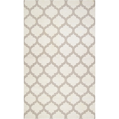 Surya Frontier FT120-58 Hand Woven Rug, 5' x 8' Rectangle
