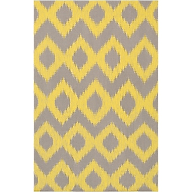Surya Frontier FT166-58 Hand Woven Rug, 5' x 8' Rectangle