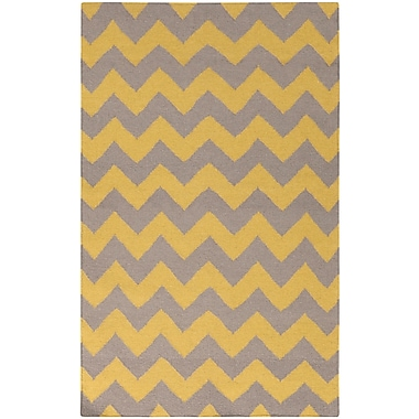 Surya Frontier FT290-58 Hand Woven Rug, 5' x 8' Rectangle