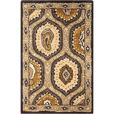 Surya Ancient Treasures A173-23 Hand Tufted Rug, 2' x 3' Rectangle