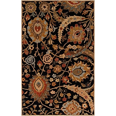 Surya Ancient Treasures A154-58 Hand Tufted Rug, 5' x 8' Rectangle