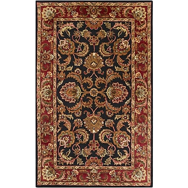 Surya Ancient Treasures A108-58 Hand Tufted Rug, 5' x 8' Rectangle