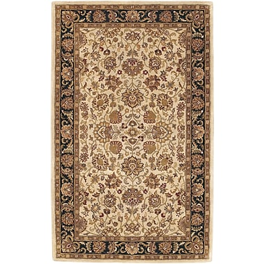 Surya Ancient Treasures A116-58 Hand Tufted Rug, 5' x 8' Rectangle
